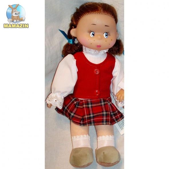 """Кукла мягконабивная """"ЯСЯ ШКОЛЬНИЦА"""""""