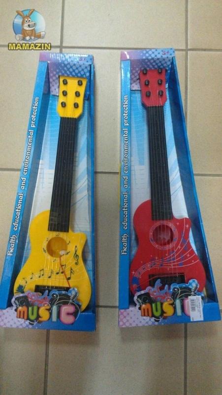 Гитара 54см