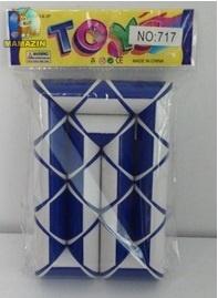 Кубик Рубика, змейка