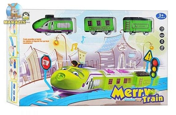 Железная дорога Мерри