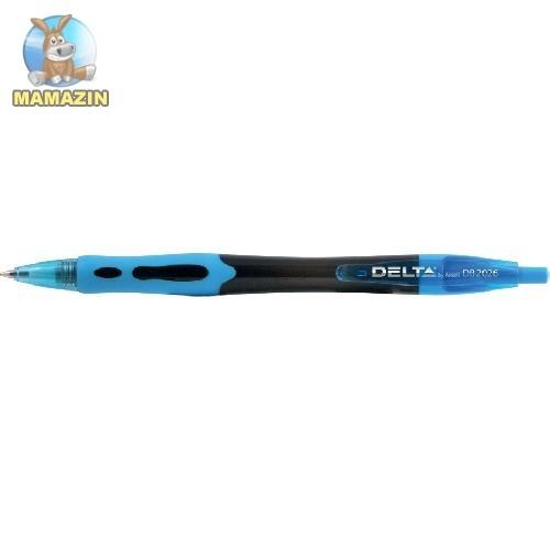 Ручка шарикова автоматическая, синяя