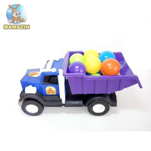 Машина Фарго с 15 шариками