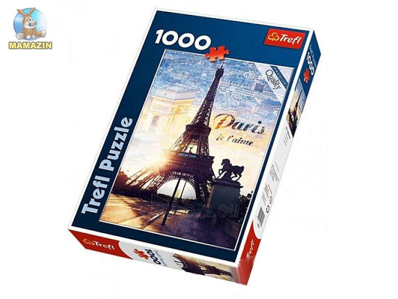 Пазлы Париж