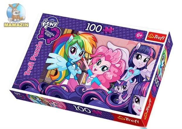 "Пазлы  Hasbro,My Little Pony ""После школы"""