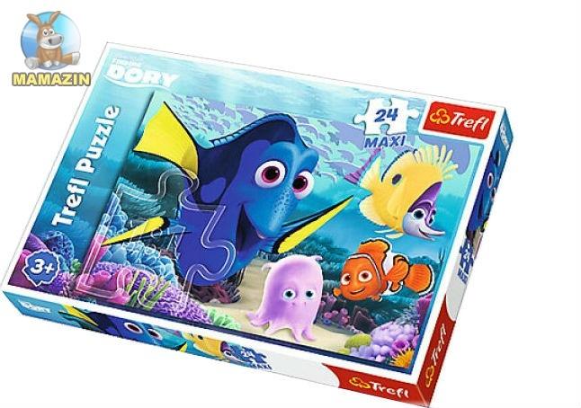 Пазлы  Подводные друзья