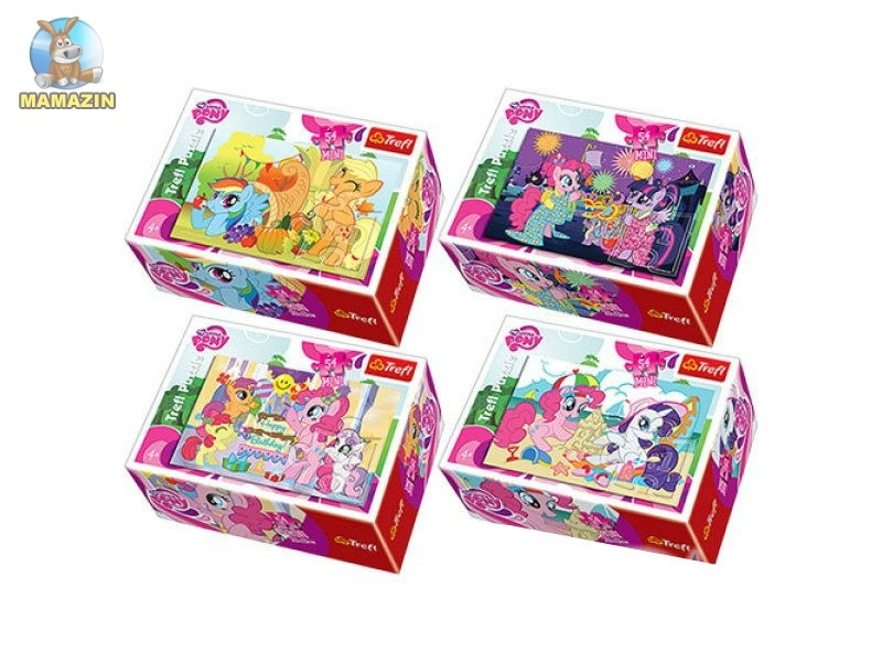 Пазлы  My Little Pony мини