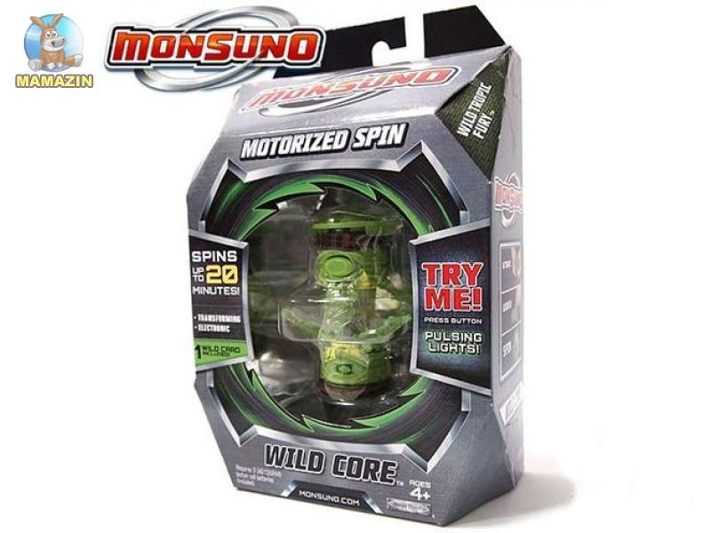 Дикая капсула Monsuno Wild Tropic Fury Wild Core W2