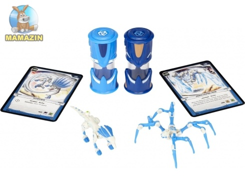 Игровой набор Monsuno Core-Tech WHIPPER и ARACHNABLADE (Сombat 2-Packs) W4