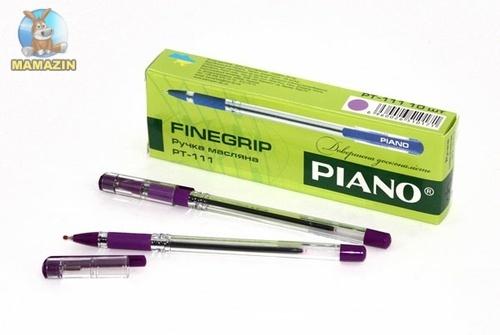 """Ручка """"Finegrip"""" шариковая Piano фиолетовая"""