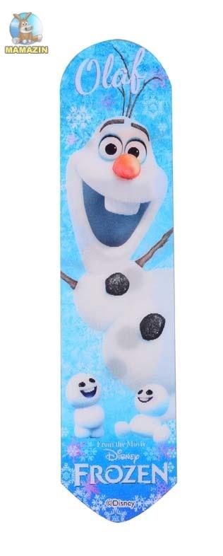 "Закладки 2D ""Frozen ""Olaf"""