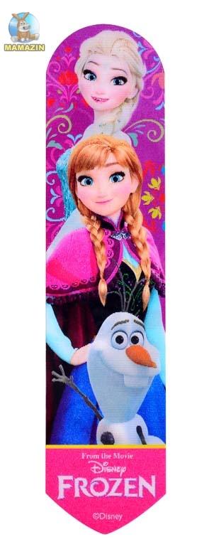 """Закладки 2D """"Frozen and friends"""""""