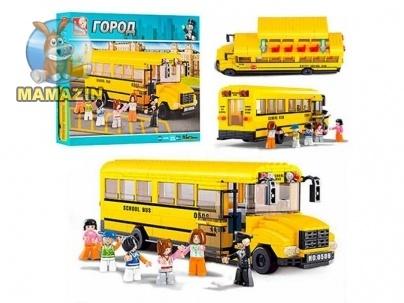 Конструктор школьный автобус