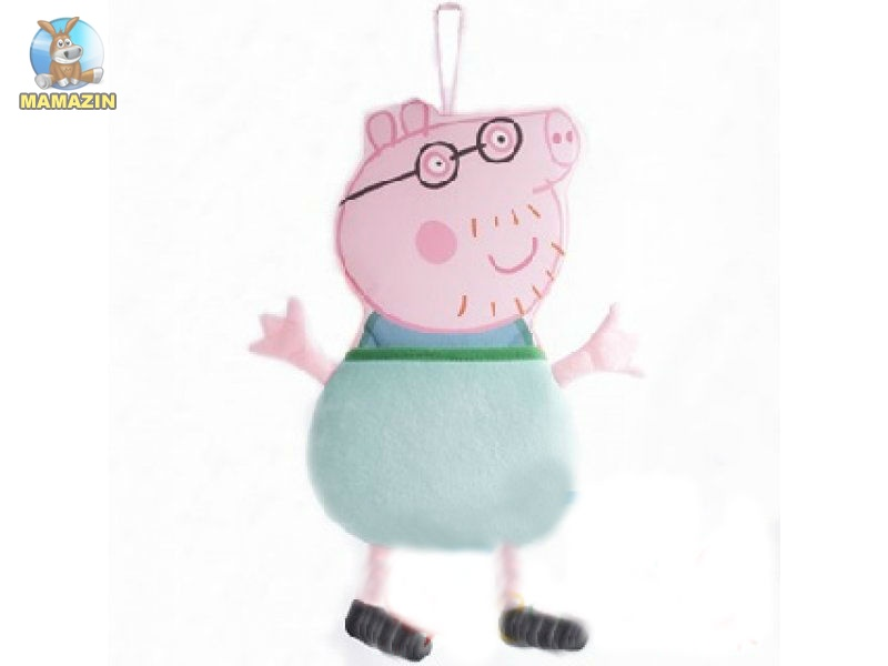 "Мягкая игрушка ""Карман Свинка 1"""