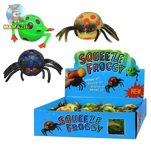 Мячик водяной паук