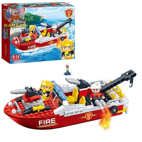 Конструктор Пожарный катер