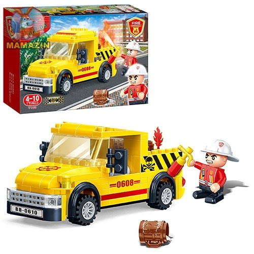 Конструктор Пожар в машине
