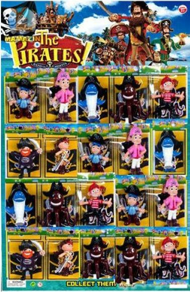 Фигурка  Пираты