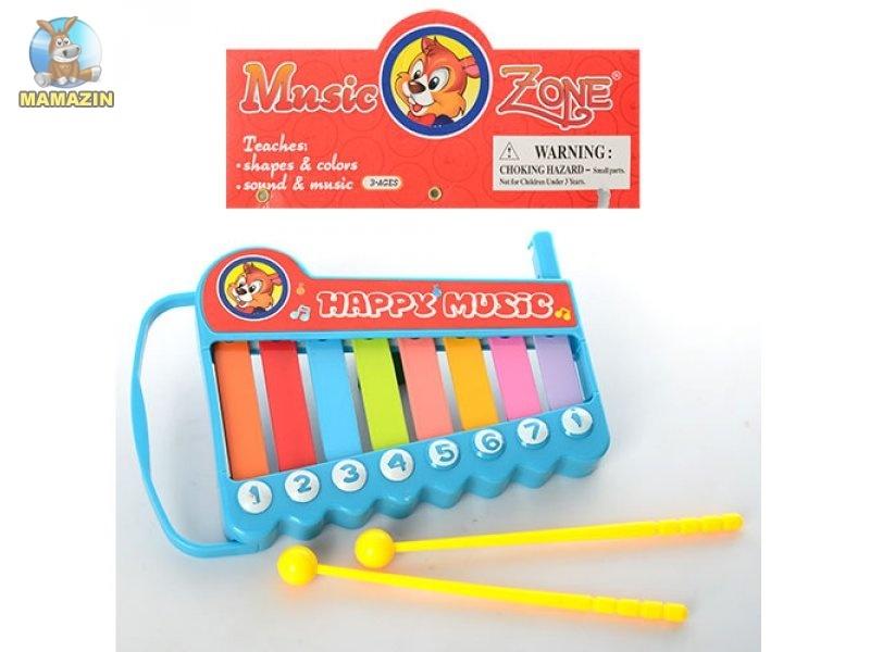 Ксилофон детский