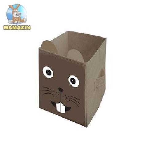 Ящик мишка