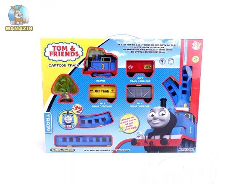 """Железная дорога """"Томас и его друзья"""""""