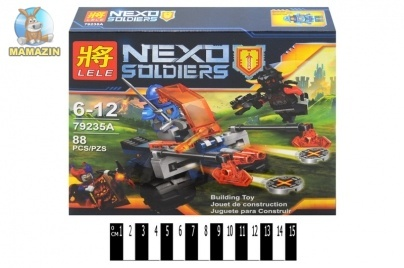 "Конструктор ""NEXO soldiers"""