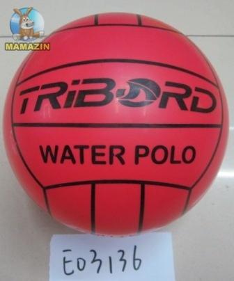 Мяч резиновый  волейбол,