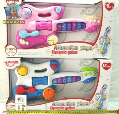 Музыкальная игрушка-гитара