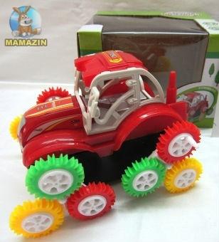 Перевертыш трактор