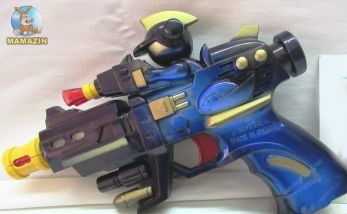 Пистолет музыкальный 220A