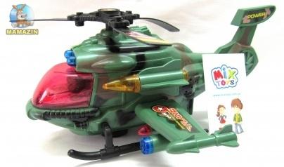 Вертолет музыкальный