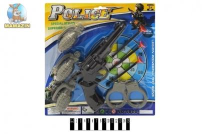 Полиций набор игрушечный