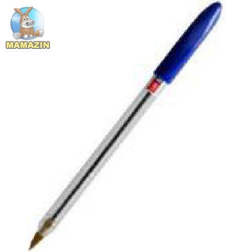 Ручка шариковая, синя, Smart