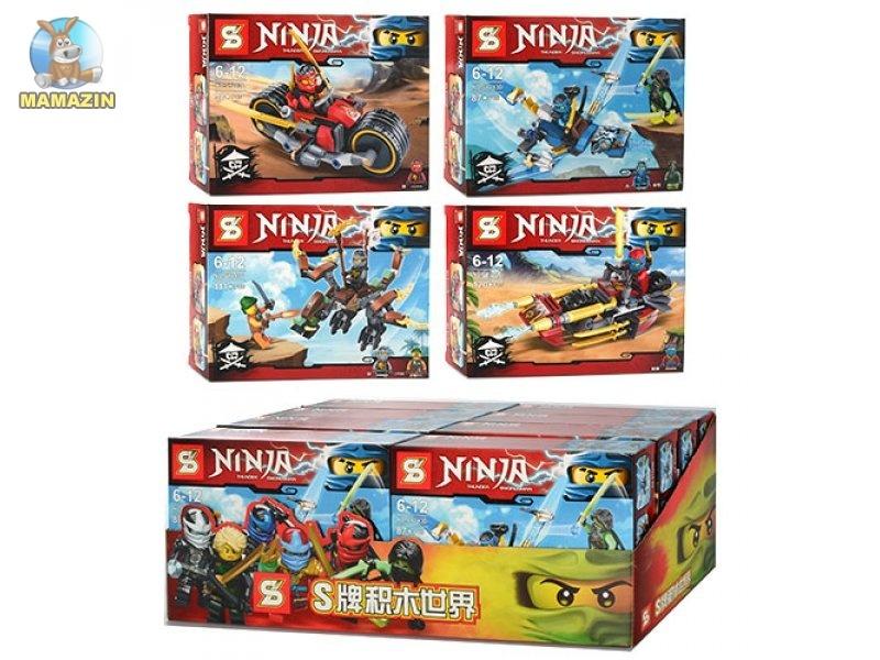 Конструктор NinjaGo - блок