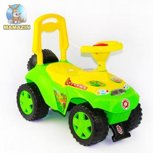 Машинка для катания ОРІОША зеленая