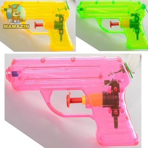 Водяной пистолет размер маленький