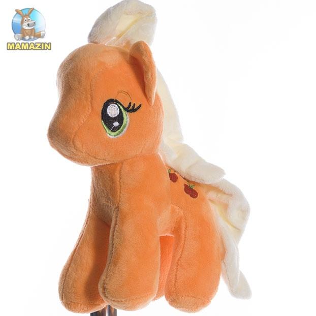 """Пони оранжевая """"Эпплджек"""""""