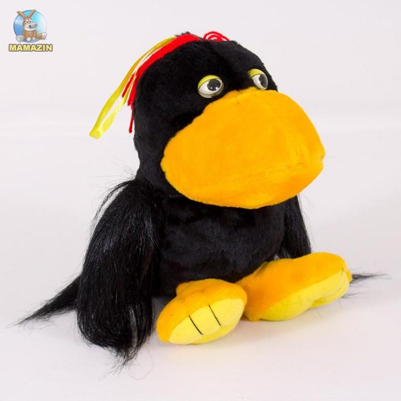 """Мягкая игрушка """"Ворона"""""""