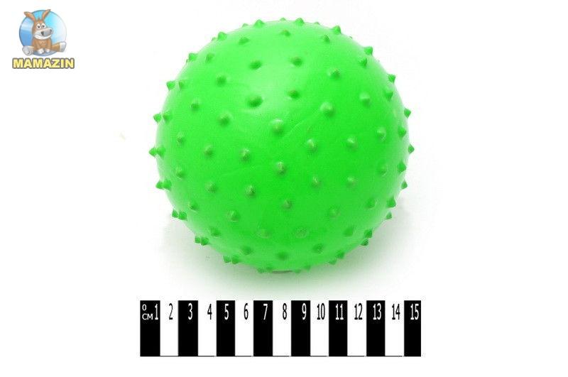 Мяч-ежик массажный