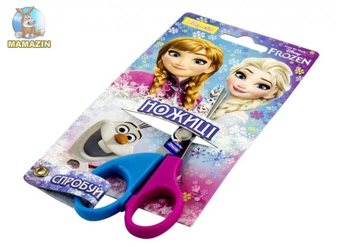"""Ножницы с принтом на лезвии """"Frozen"""""""