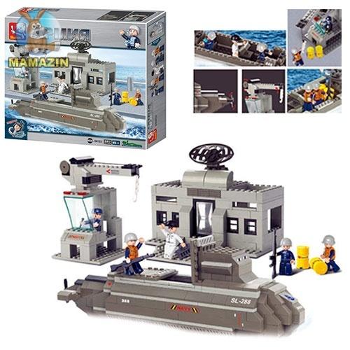 Конструктор подводная лодка