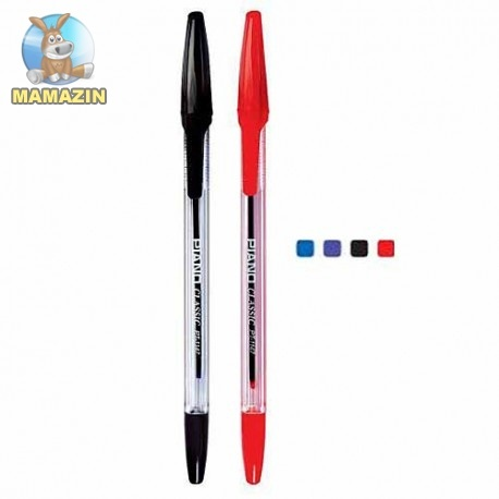Ручка шариковая Piano синяя