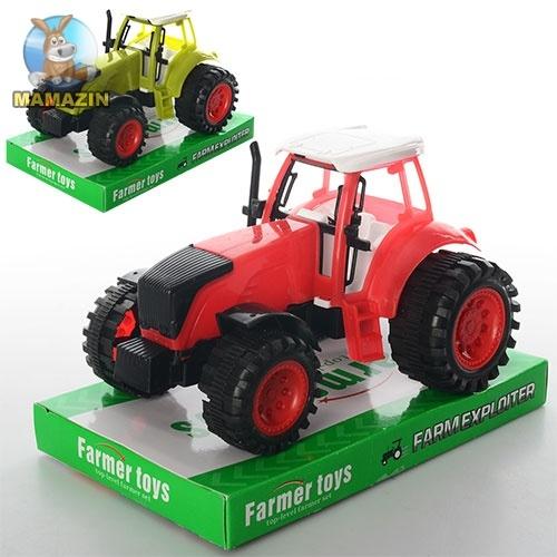 Трактор инерционный