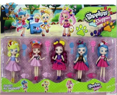 "Герои  ""Shopkins Girls"""