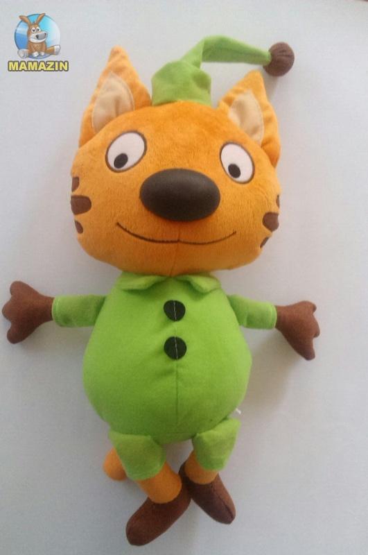 """Мягкая игрушка Котик """"Кен"""""""
