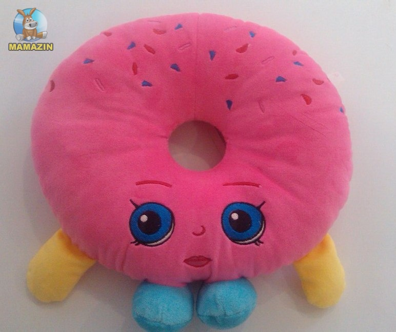 """Мягкая игрушка Пончик """"Shopkins"""""""