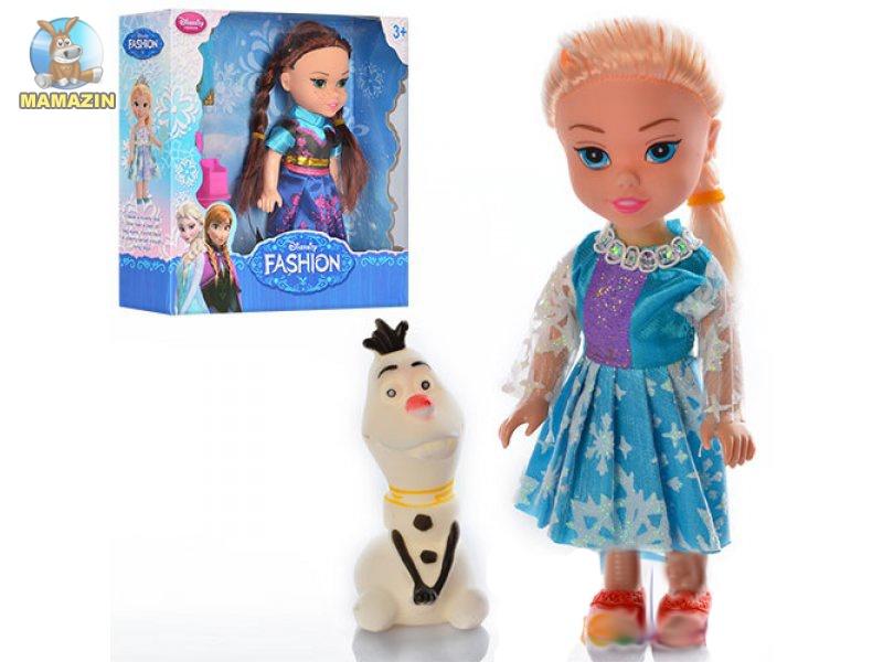 """Кукла персонаж мультфильма """"Frozen"""" 15 см"""