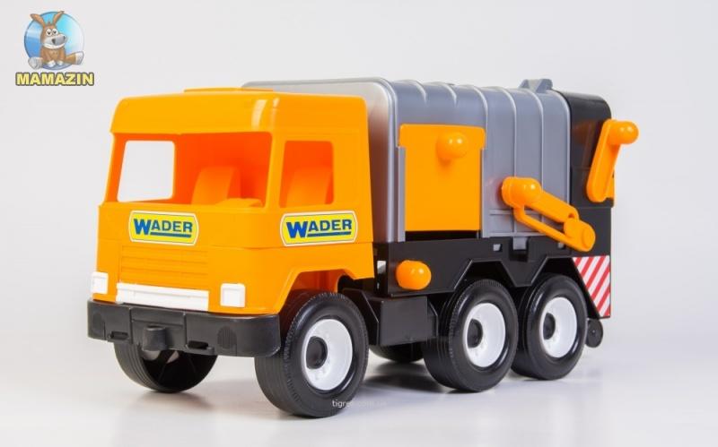 """Машина """"Middie truck"""" мусоровоз Сity"""