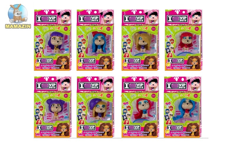 "Герои ""Littlest pet shop"""
