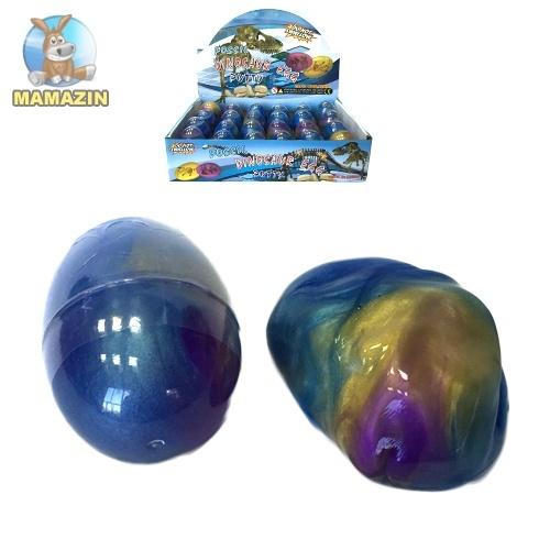 Лизун - желе яйцо - блок