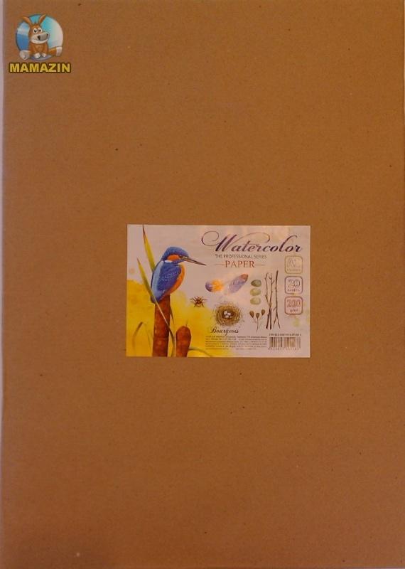 Бумага для акварели А3